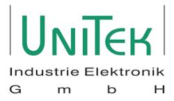 UNITEK Industrie Elektronik GmbH Logo