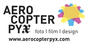 Aerocopterpyx | Tom Steinseifer Logo